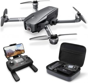 Holy Stone HS720 Long Control Range Foldable GPS Drone with UHD 4K Camera