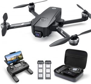 Holy Stone HS720E 5GHz FPV Transmission 4K EIS Drone with Camera