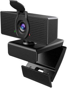 LITEPRO 1080P HD Webcam with Microphone