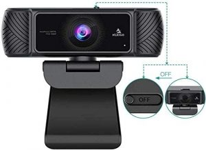 NexiGO 2021 AutoFocus 1080P Webcam with Microphone