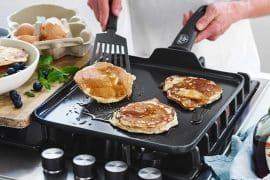 Non-Stick Griddle pans