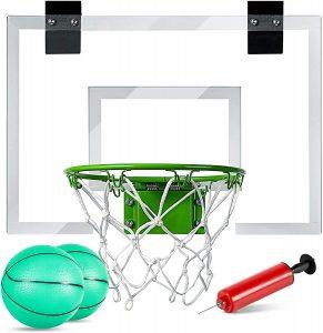 ROPODA Mini Basketball Hoop that Glows in Dark