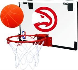 Rawlings NBA Polycarbonate (PC) Game on Mini Basketball Hoop Set