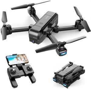 SNAPTAIN SP510 Foldable Adults GPS FPV Drone with Camera