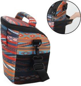 USA Gear SLR Weather Resistant Camera Case Bag