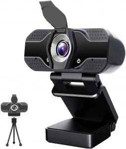 YOUPECK Webcam with Microphone