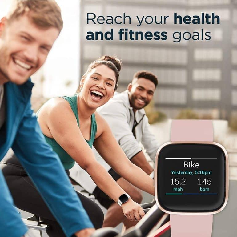 blood pressure measure watch