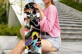 All Time Terrain Skateboard