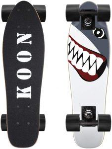 Ko-On Skateboards 22 Inch Complete Mini Cruiser