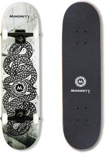 Maple 32inch MINORITY Skateboard