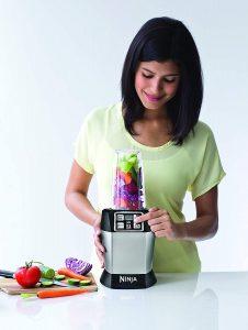 Ninja BL480D 1000- Watt Mini Blender