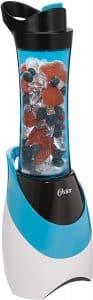 Oster BLSTPB-WBL 250-Watt Blender with Travel Sport Bottle