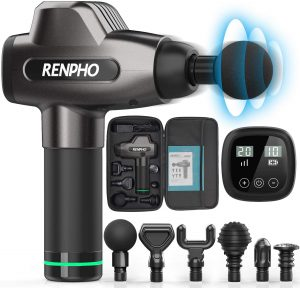 RENPHO RENPHO C3 Deep Massage Gun for Home Gym
