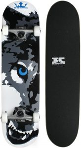 "Rookie Krown 7.7"" Complete Skateboard"
