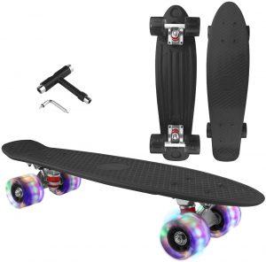 Skateboard Lovelydecor 27 - inch Complete Cruiser