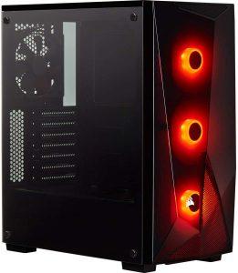 Corsair Carbide Series Tempered Glass SPEC-DELTA RGB ATX Gaming Case