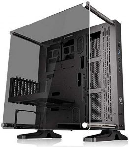 Thermaltake Core P3 Wall-Mount ATX Tempered Glass Open Frame Gaming Computer Case