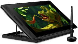 Huion KAMVAS Pro 12 Adjustable Stand Drawing Tablet
