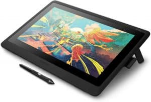 Wacom DTK1660K0A Drawing Tablet with Screen