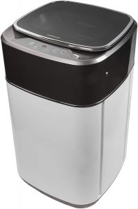 Farberware Professional 1.0 Cu. Ft. FCW10BSCWHA Portable Clothes Washer, Chrome & Silver