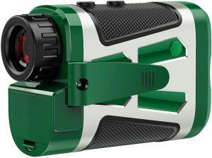 Anyork 1500 Yards Golf Hunting Rangefinder with Slope, Clip Design