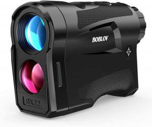 BOBLOV 650Yards LF600AG 6X Magnification Slope Golf Rangefinder