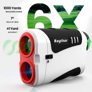 Raythor Pro GEN S2 High-Precision Laser Rangefinder with Continuous Scan
