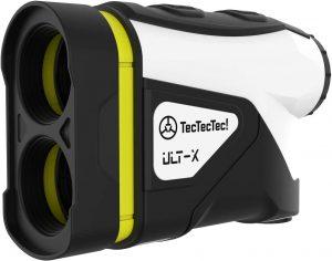 TecTecTec ULT-X Vibration 1,000 Yards Range Golf Rangefinder