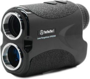 TecTecTec VPRO500 Laser Range Finder Golf Rangefinder- with Battery