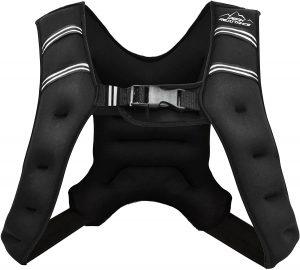 Aduro Sport Weighted Men, Women Vest Equipment for Workout